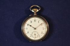 Union Glashütte  - pocket watch circa 1890