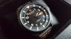 Swiss Military mens' wristwatch SM34521AEU/H03