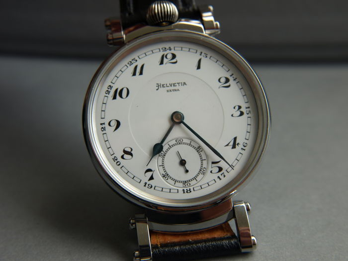 Helvetia - Marriage watchNO RESERVE PRICE - Heren - 1901-1949