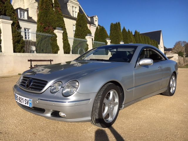 Mercedes-Benz - CL 500 - 2000