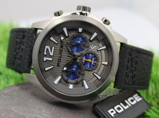 Police Men's - Stainless Steel Chronograph - Designer Watch - New & Mint Condition