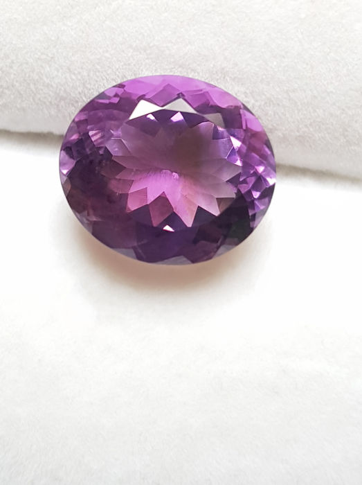 Amethyst - 7.96 ct - * No Reserve Price *