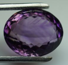 Amethyst – 20.55 ct  No reserve price