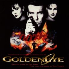 Great collection of 20 soundtrack cd's : hollywood movie soundtracks