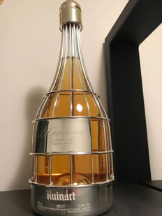 2000 Dom Ruinart L'Exclusive - silver by Christofle - 1 magnum (150cl)