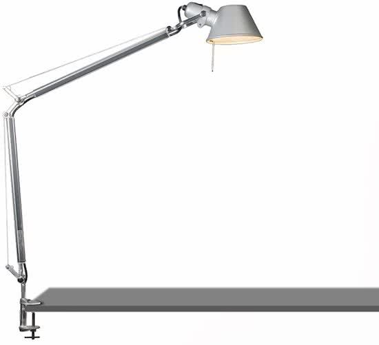 M. De Lucchi For Artemide U2013 Tolomeo Desk Lamp