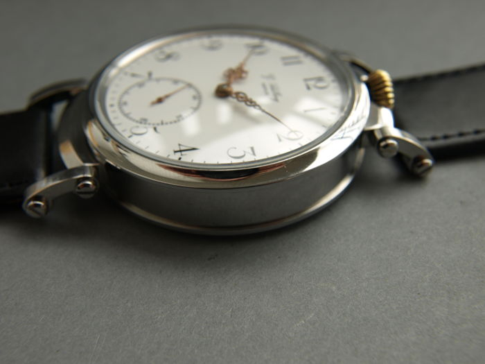 Omega -Marriage watch G.Sehlberg Gefle- Heren - 1901-1949