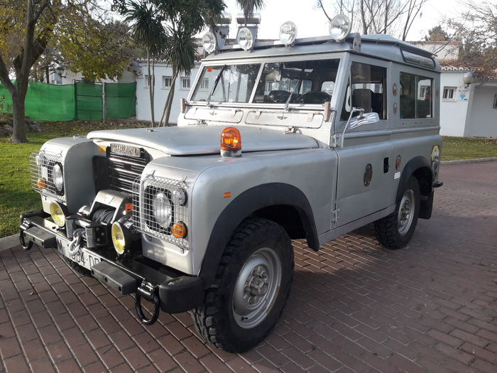Land Rover 88 Iii Series Overdrive 1979 Catawiki