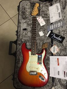 Fender Stratocaster American Elite Made in Usa serial number US15092805