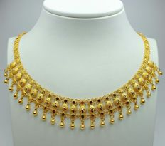22 Ct Gold Necklace,  New(Unused)
