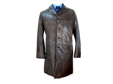 Giafranco Ferre  - Leather coat - ***NO RESERVE***