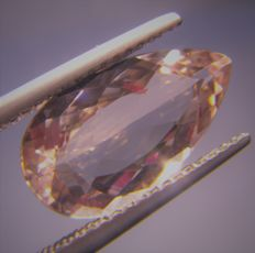Morganite - 3.35 ct