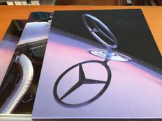 Mercedes Benz book volume 1 & volume 2 in slipcase