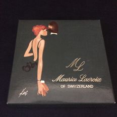 Maurice Lacroix 1979 Watch - In Original Box, designed by Kiraz