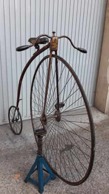 Velocipede - The Rudge N°2 - 1878