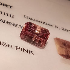 Color Change Garnet - 1.69 ct