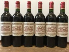1995 La Bastide Dauzac, Margaux (2nd Wine of Château Dauzac GCC) - 6 bottles (75cl)