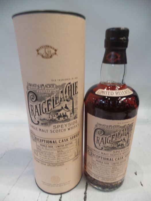 Craigellachie 1994 (22 Years Old) Double Cask - Limited Edition