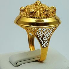 22 Ct Gold Ring , New(Unused)
