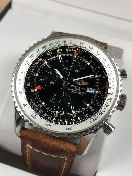 Breitling Navitimer World Chronograph Automatic A24322 Watch Catawiki