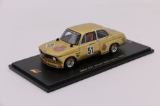 Spark - Scale 1/43 - BMW #51 - Winner Nürburgring 1976 - Limited edition of 500 pieces