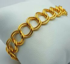 22 Ct Gold Circle Bracelet, New(Unused) ***INVEST IN BULLION GOLD JEWELRY ***