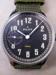 Molnija - Pilot Special - Marriage wristwatch