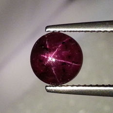 Star Ruby - 3.32 ct
