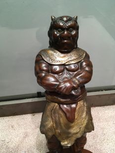 Impressive Oni - Japan - mid-20th century