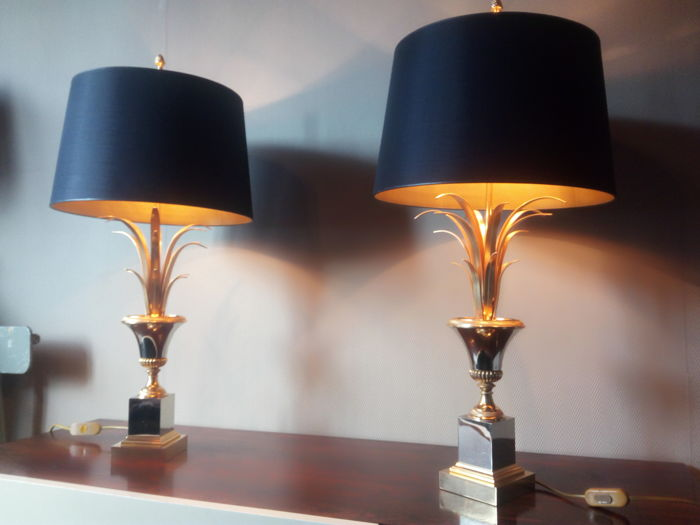 Boulanger reed a pair table lamps catawiki boulanger reed a pair table lamps mozeypictures Gallery