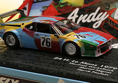Andy Warhol (after) - BMW M1 Art Car