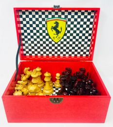 Ferrari competition chess