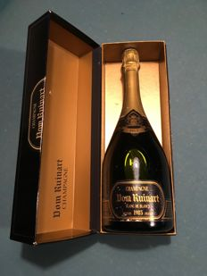 1985 Dom Ruinart Blanc de Blancs Millesime Brut, Champagne - 1 bottle (75cl) in box