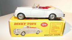 Dinky Toys - Scale 1/43 - Bentley S-series Coupe No.194