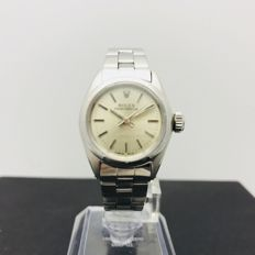 Rolex - Oysterperpetual Vintage  Lady  - 6623 - Dames - 1970-1979