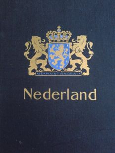 The Netherlands 1852/1982 - Collection in 2 Davo albums with case