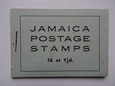 Jamaica 1946 - Booklet New Constitution, Stanley Gibbons SB 12