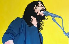 Catharina Massaut - Dave Grohl, Foo Fighters, Nirvana