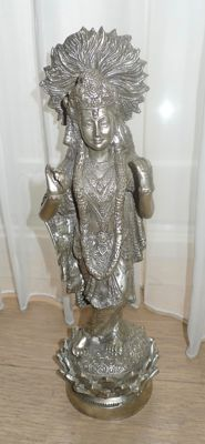 Sculpture of Lakshmi - India - late 20th century (36 cm)