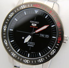 Seiko Automatic 24 Jewels – New – Men's Automatic Watch.