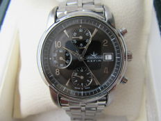 Lucien Rochat Kefir - Swiss Made chronograph wristwatch with calendar