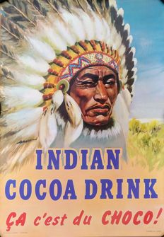 Maquenne - Indian Cocoa Drink - ca. 1960