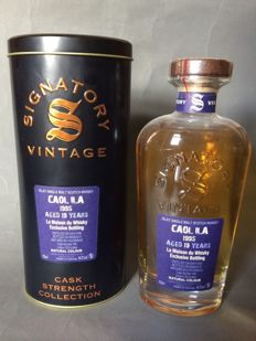 Caol Ila 1995 19 years old - La Maison Du Whisky Exclusive Bottling