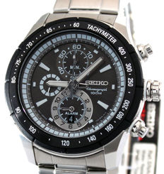 Seiko - CRITERIA - Sports - Alarm -  Chronograph   -  43,4 mm