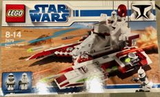 Star Wars - 7679 - Republic Fighter Tank