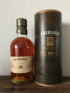 Aberlour 18 years old single malt