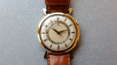 Rare LeCoultre 10K gold filled wrist alarm watch - Men's - 1950-1960
