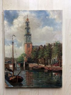 Unknown (20th century) - Amsterdam