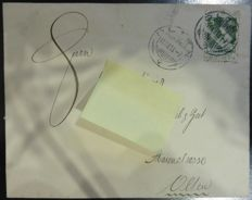 Switzerland 1913/1976 - selection Pro Patria and Pro Juventute on envelop/fragment in 2 folders