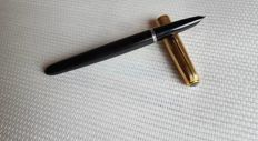 Parker 51 vulpen - 12 ct rolled gold cap